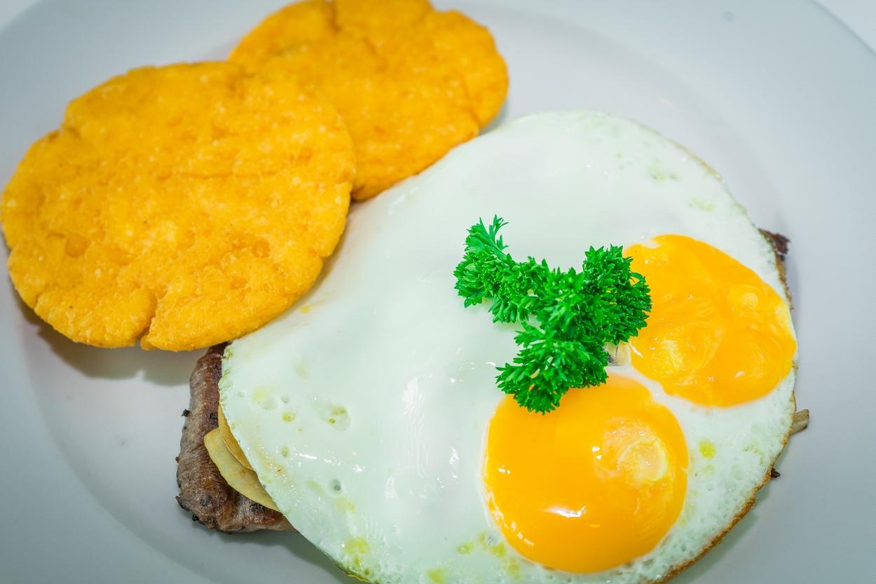 Delicioso desayuno desde muy temprano Restaurante Jarama en David Chiriguí, Panamá