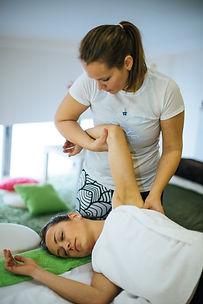 IRA masaže - Športna Masaža