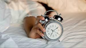 Ali se redim, ker premalo spim?