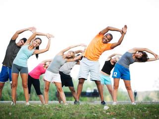 Zakaj biti fizično aktiven in koliko je dovolj?