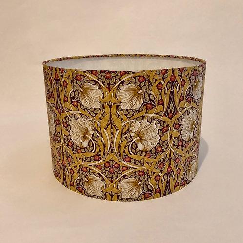 William Morris - Pimpernel Claret & Gold