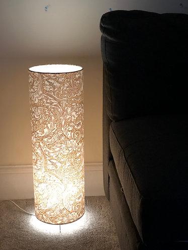 William Morris Batchelor's Button Floor Lamp
