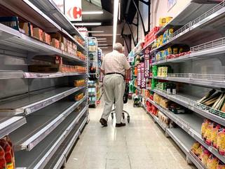 Katera živila kupovati na zalogo in kako se prehranjevati v času koronavirusa?