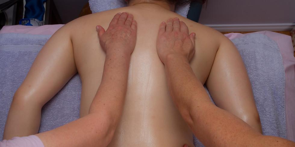 SNEHANA - Ayurvedic Massage Workshop