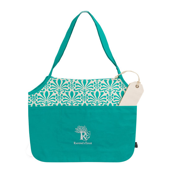 Everyday Bag-Teal