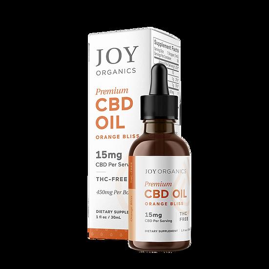 Joy Organics 450mg/bottle Orange