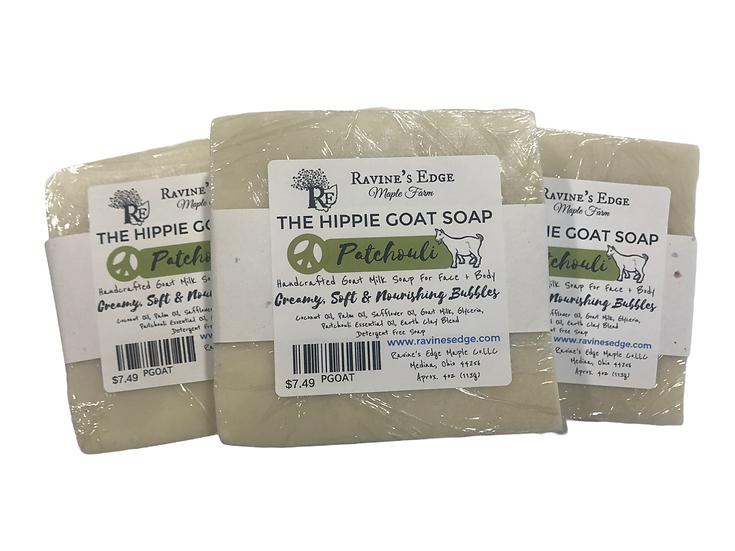 Th Hippy Goat Soap