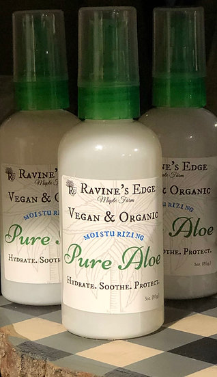 Organic Pure Aloe