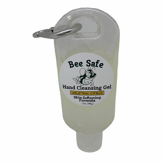 Hand Cleansing Gel To-Go clip