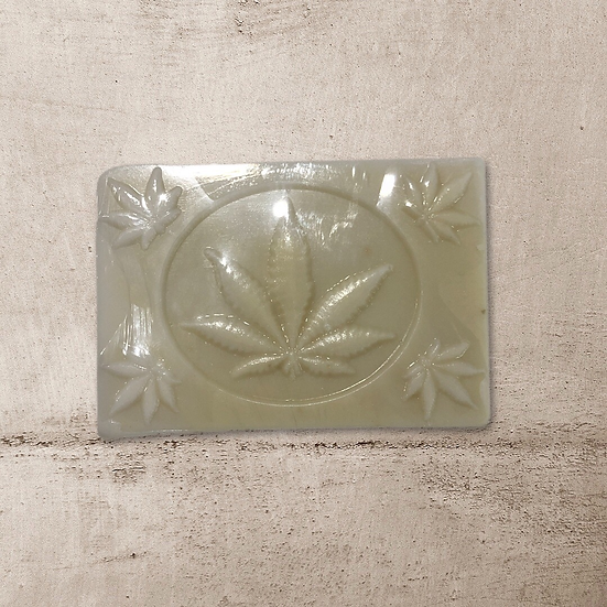 Goat milk 🐐 + Kaolin Hemp Soap bar