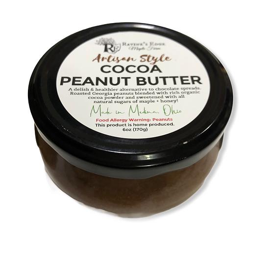 Artisan Cocoa Peanut Butter
