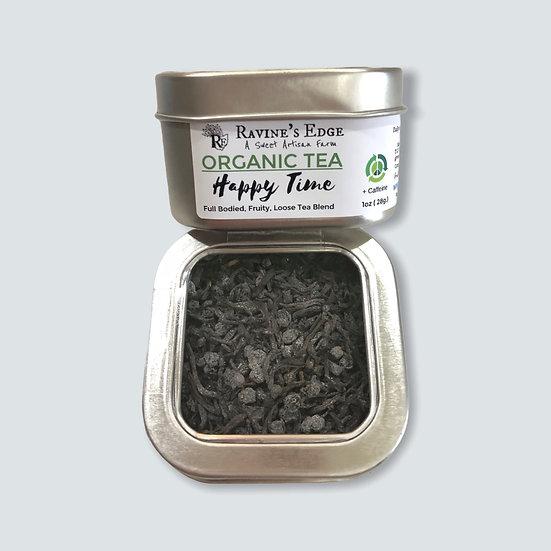 Happy Time Organic Tea
