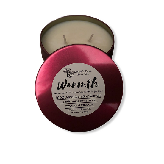 Warmth Soy Candle