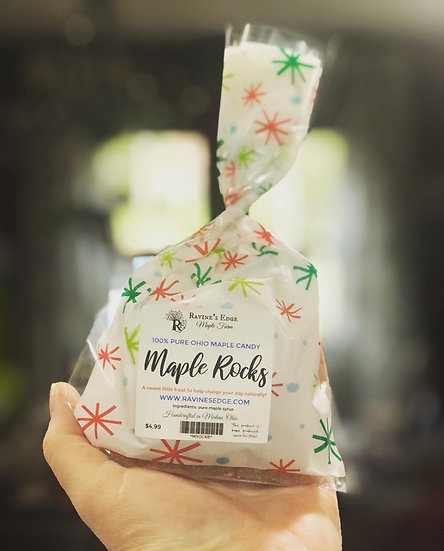 Maple Rock Candy Sweet Bag