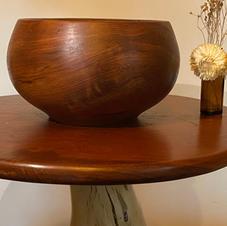 Redwood Entry Way Bowl