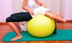 Exercise, physioball, core training