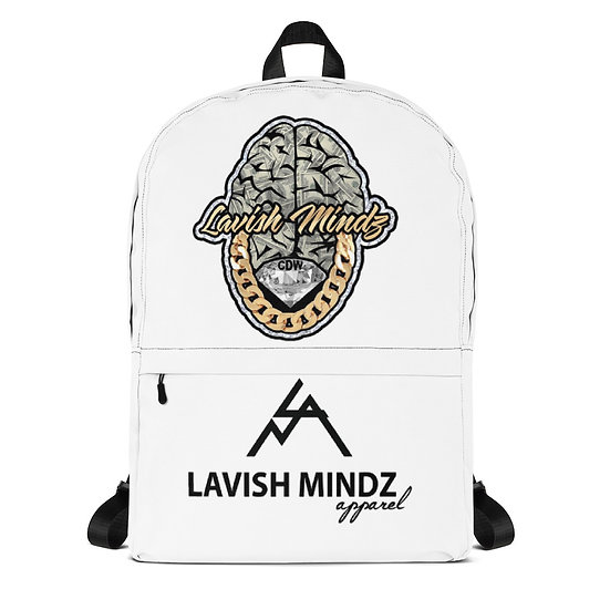Lavish Brain Backpack