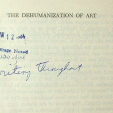 """Damage Noted, Writing Throughout"" (2002-2004)"