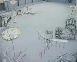 """levitating blossoms"" (2008)"