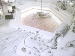 """""""molten pond"""" (2005)"""