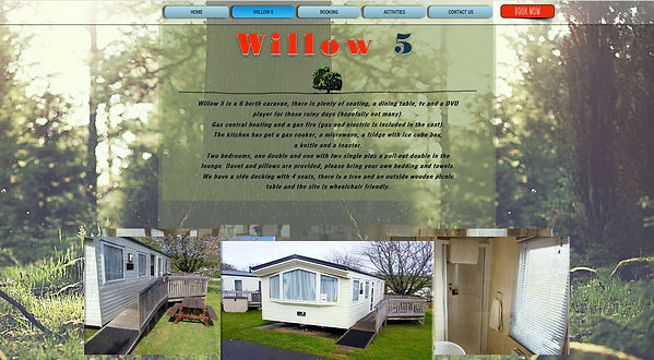 www.willow5holday.co.uk