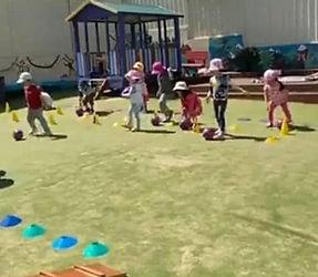 Teddy Bear early learning centre Vine Street hurstville Soccer program