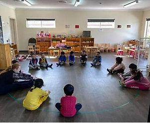Teddy Bear early learning centreballet class