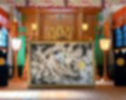 白龍図神社奉納