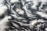 神田明神 双龍図 龍の絵