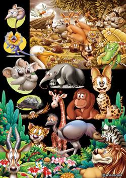 Love & Earth Animal
