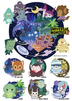 universal monster
