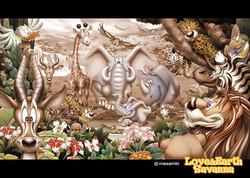 Love & Earth Savanna