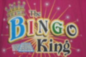 The Bingo King in Chipley Florida Logo
