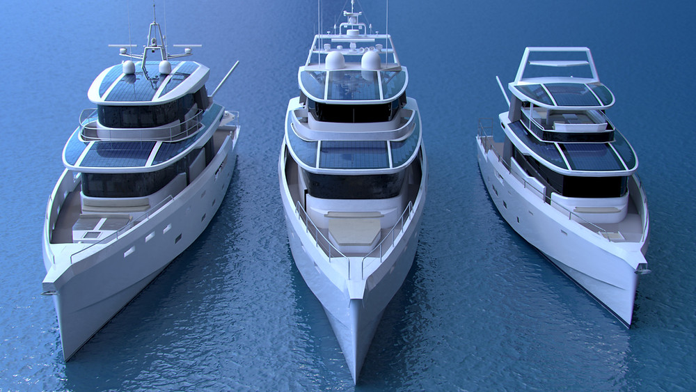 Arksen Explorer Vessel Series