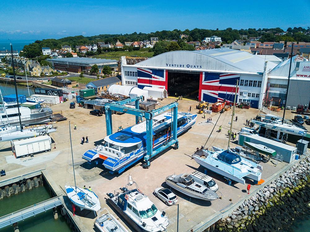 Wight Shipyard Company
