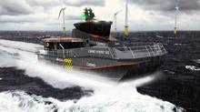 Wight Shipyard Co to build Revolutionary new hybrid crew transfer vessel
