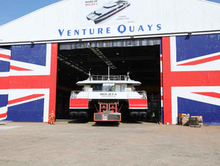 Wight Shipyard Co Ltd  and Southampton Marine Services - two new names for Shemara Refit LLP