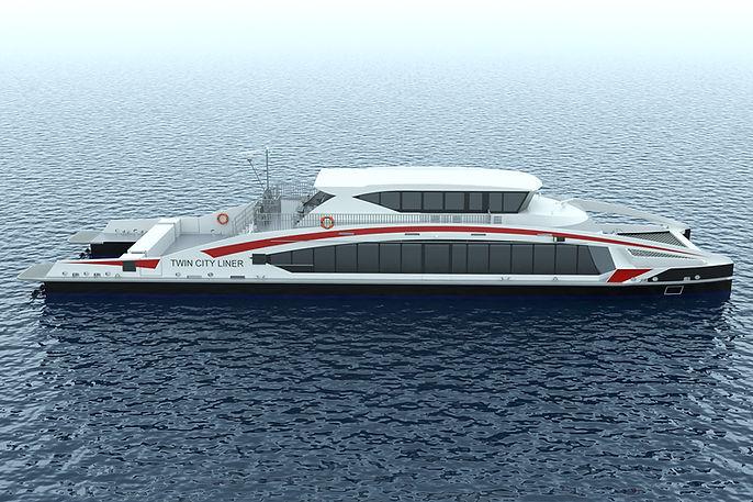 39m Passenger Ferry