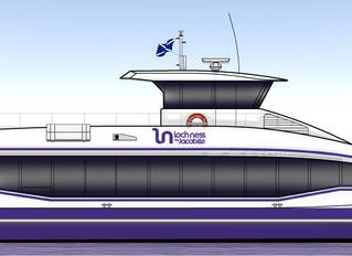 Wight Shipyard Co wins order for Scottish day cruise catamaran