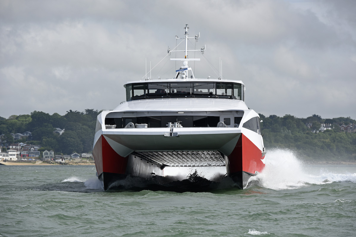Wight Shipyard Co | High Speed Ferries and aluminium craft specialists