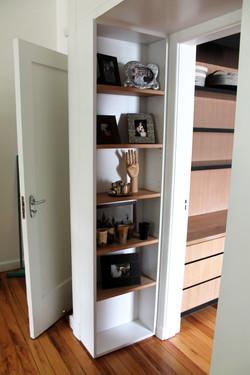 Wardrobe Bookshelf