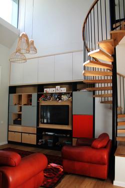 Playroom TV Unit
