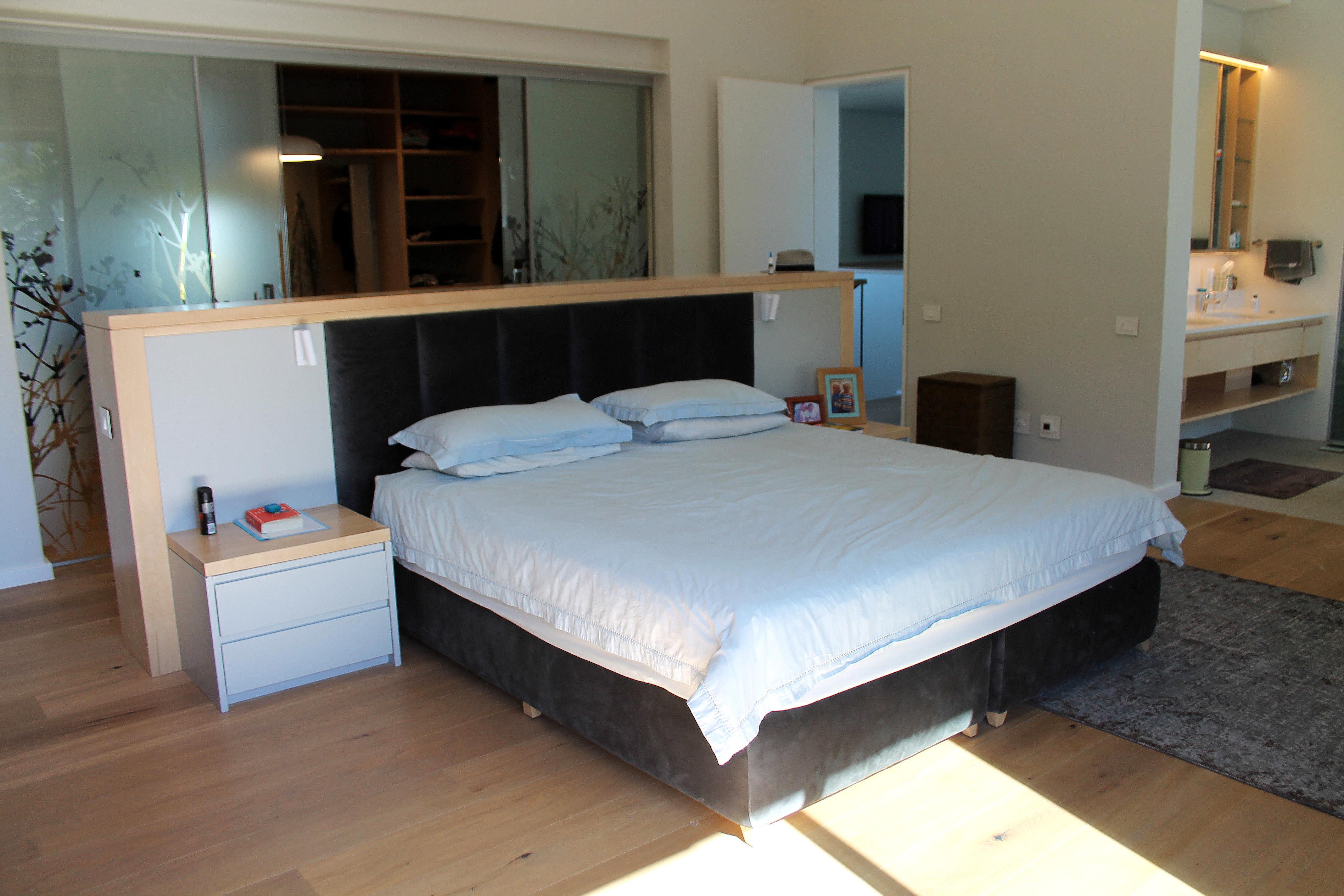 Main Bedroom Headboard