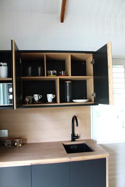 Flatlet kitchenette