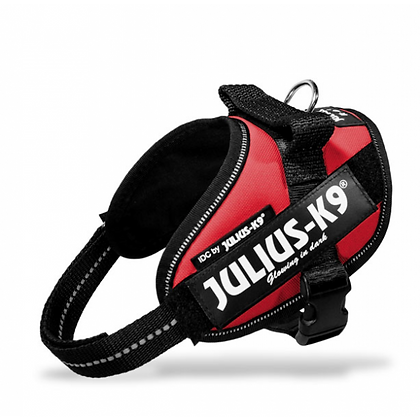 Julius-K9 IDC Powerharness in Red