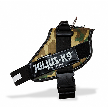 Julius-K9 IDC Powerharness in Camouflage