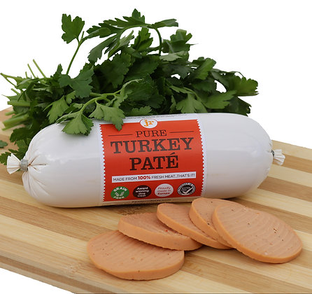 JR Pure Turkey Pate