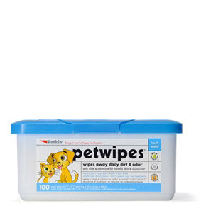 Petkin Pet Wipes (100pk)