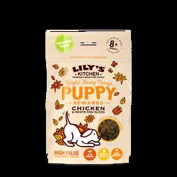 Lily's Kitchen Puppy Rewards Chicken & White Fish