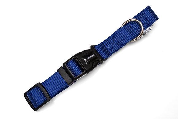Doodlebone Bold Collar in Blue
